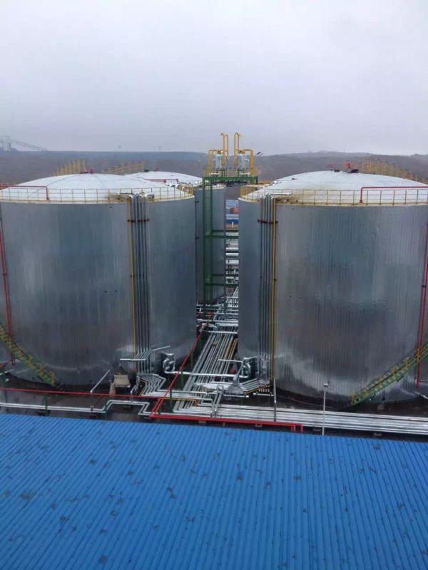 化工厂保温安装